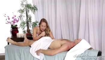 Sweet Bliss Dulce with a hard meaty cock